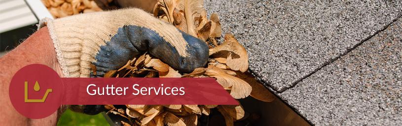 Gutter Installation Services